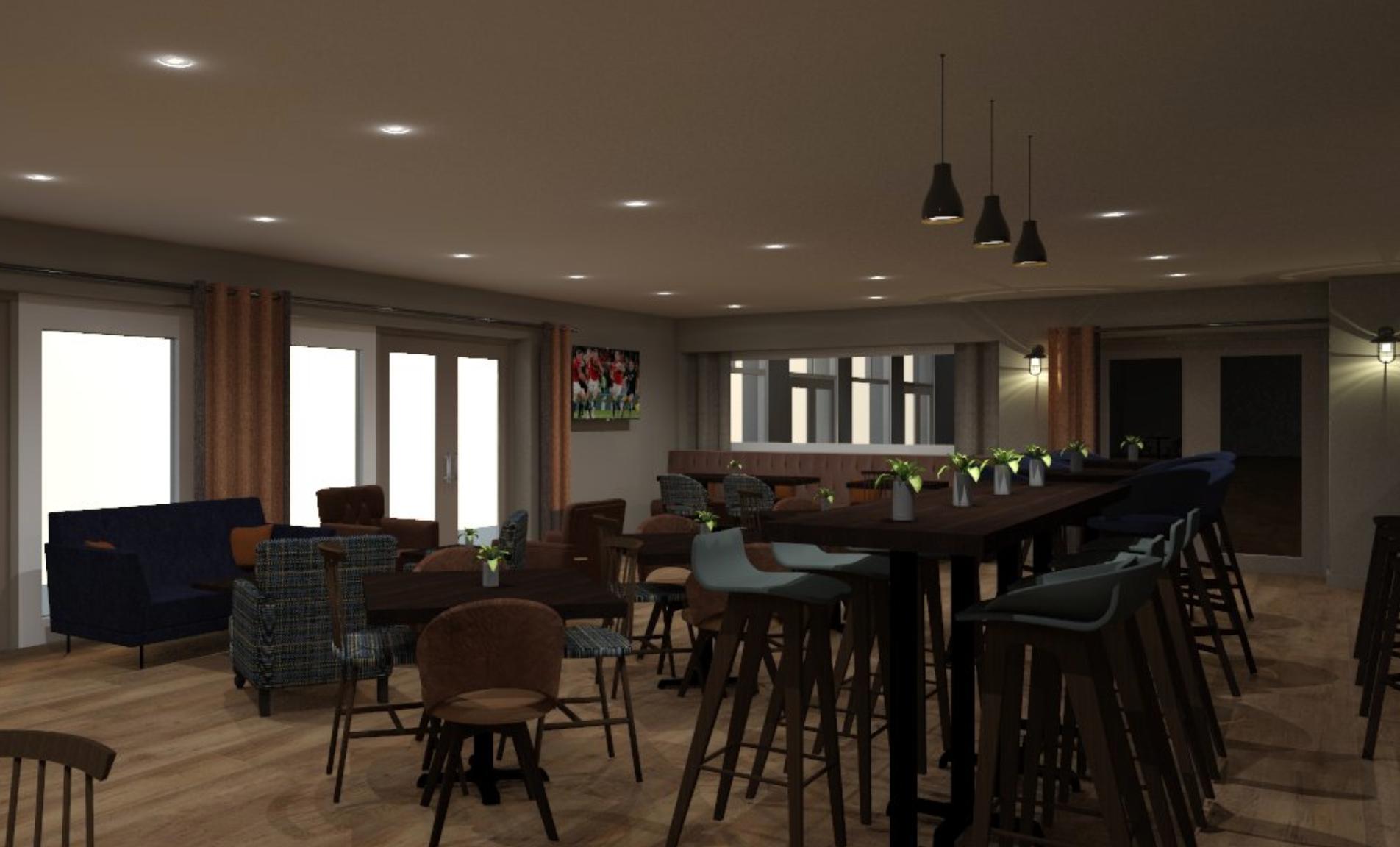 Bar Internal - Design