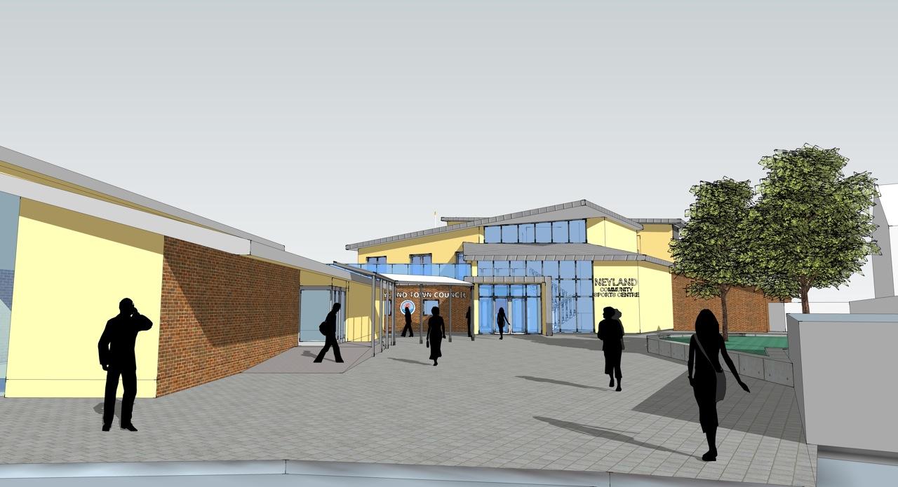 Neyland Community Hub Development
